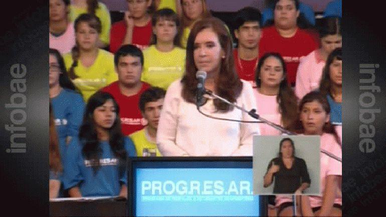 Cristina Kirchner - Venezuela