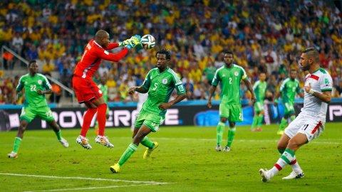 Irán y Nigeria protagonizaron el primer empate del Mundial 706b496696bb5
