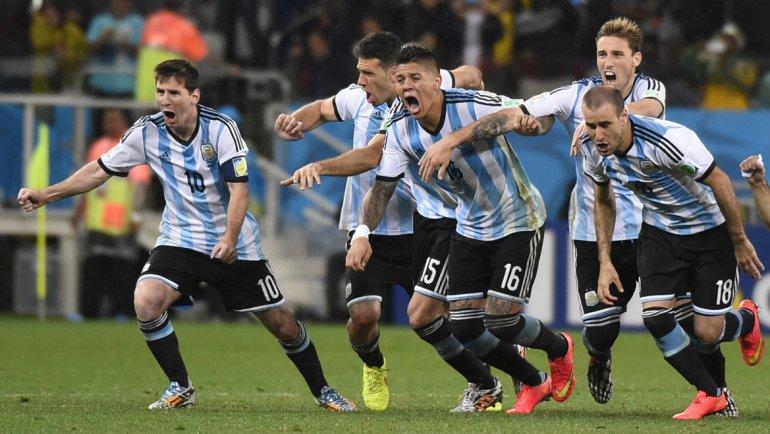 argentina copa mundial de brasil