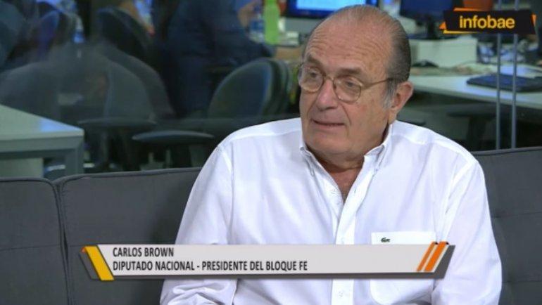 La opinión de Carlos Brown en InfobaeTV