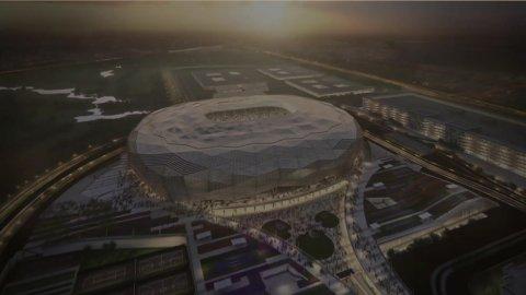 El Comité responsable de la construcción de las infraestructuras necesarias para el Mundial 2022 y Qatar Foundation presentaron el diseño del Qatar Foundation Stadium, una nueva sede propuesta para el Mundial de 2022, que albergará partidos a partir de lo