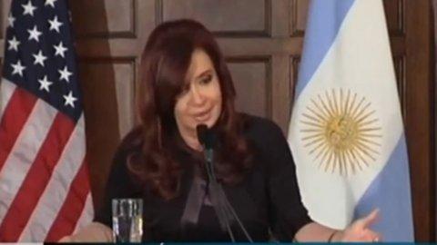 Cristina Kirchner dijo en diciembre 2012: Si la inflación fuera del 25%, el país estallaría por los aires