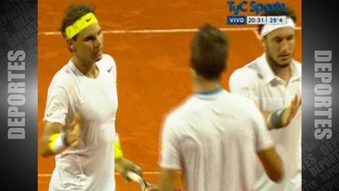 Nadal debutó con una victoria en el Argentina Open