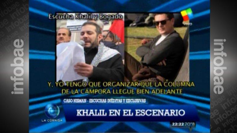 Khalil y Bogado, parte tres