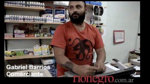 Barrios contó por qué cerró su librería