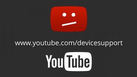 El video que verán los usuarios afectados