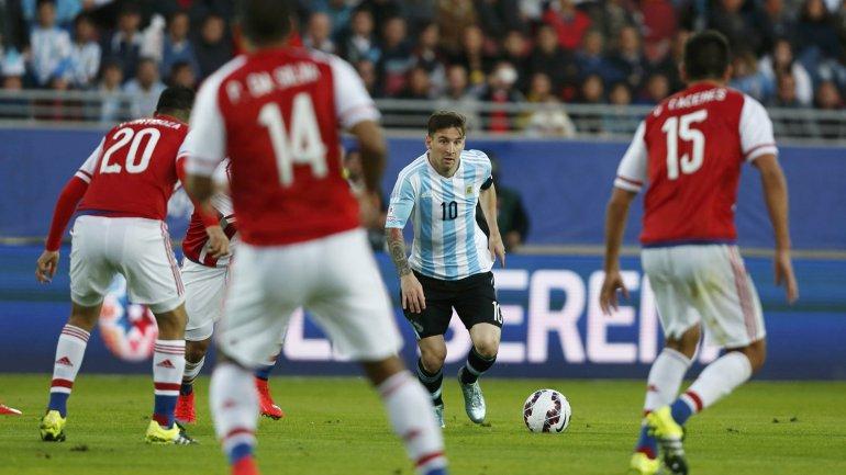 videos goles argentina: