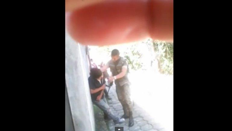 Guatemala: escándalo por el video de militares golpeando a niños