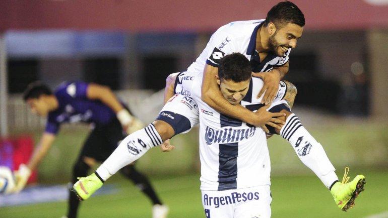 Quilmes cosecha su segundo éxito con Sava de DT ante...