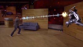 Así serán los juegos con las HoloLens