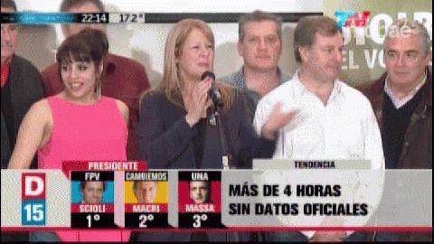 Margarita Stolbizer destacó el excelente resultado obtenido por Progresistas en la Ciudad de Buenos Aires.