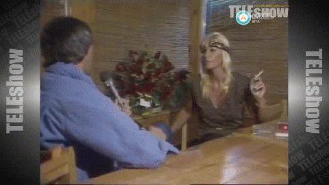 Entrevista de Mauro Viale a Susana en 1984