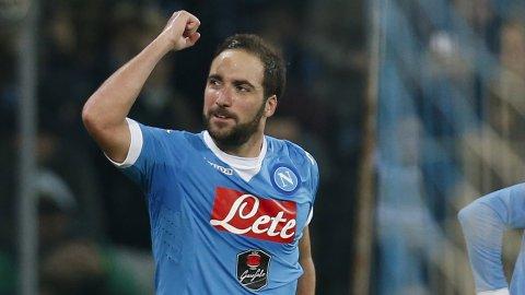 Nápoli 2 - Inter 1