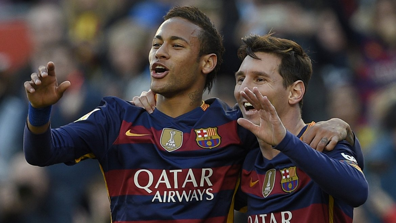 Lionel Messi marcó dos goles en el triunfo parcial del Barcelona sobre Granada
