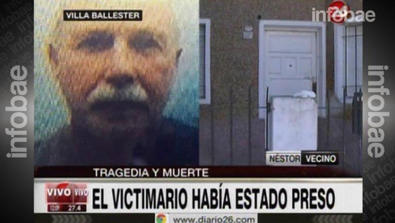 El testimonio de un vecino de la familia asesinada