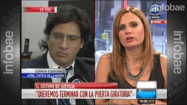 Germán Garavano: No hay que generar interferencia sobre los procesos judiciales