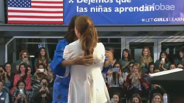 El discurso completo de Michelle Obama