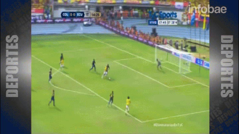 Todos los goles de la sexta jornada de las Eliminatorias de la Conmebol