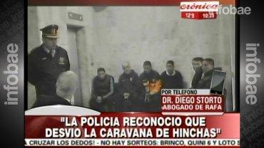 El abogado Diego Storto confirmó que pedirán la liberación de Di Zeo este lunes