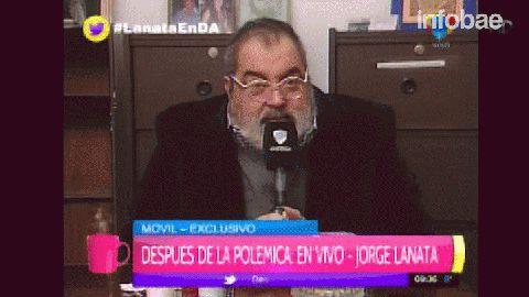 Jorge Lanata admitió públicamente cómo se posicionó en las elecciones presidenciales.