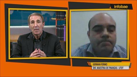 Germán Fermo, por InfobaeTV
