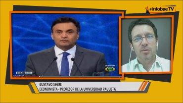 El analista Gustavo Segré en Infobae TV