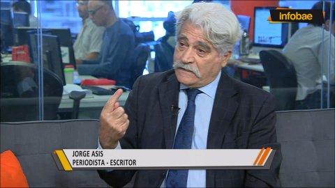 Jorge Asís analiza la labor del ministro de Economía en InfobaeTV