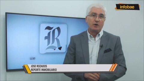 José Rozados, de Repote Inmobiliario, analizó en InfobaeTVel desempeño del mercado