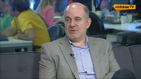 Luis Secco analizó en InfobaeTV con Pablo Wende las perspectivas de las finanzas públicas