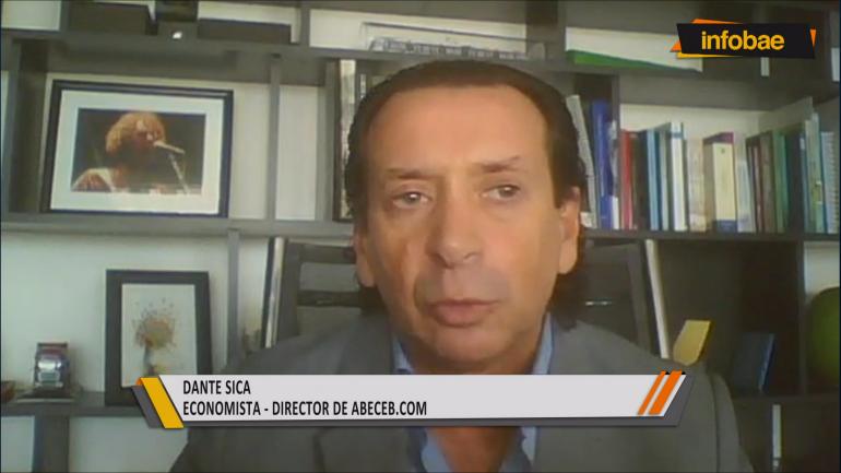Para Dante Sica no se podrá normalizar el mercado cambiario sin un acuerdo con los holdouts