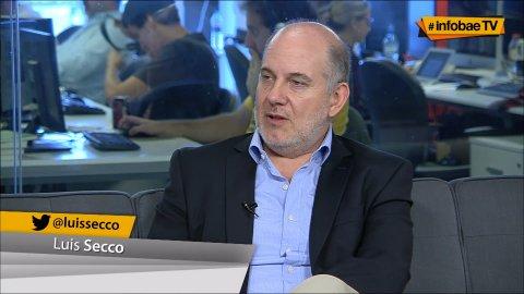 El análisis económico de Luis Secco en el piso de InfobaeTV