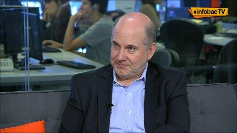 Luis Secco, economista y columnista de InfobaeTV, analizó el impacto de la inflación sobre los salarios y la actividad productiva