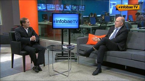 Luis Secco mostró en InfobaeTV que diversos indicadores ubican la pobreza en un rango de 20% a 30% de los hogares