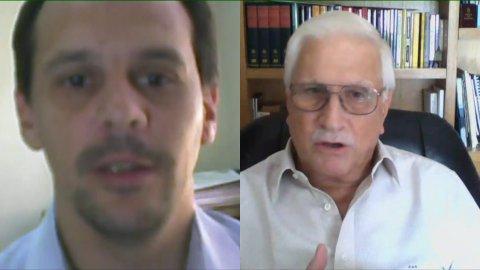 Fausto Spotorno y Jorge Todesca proyectaron en InfobaeTV una transición con menor actividad productiva