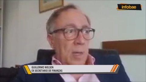 Guillermo Nielsen en InfobaeTV: hay que replantear la política impositiva, porque es antiexportadora