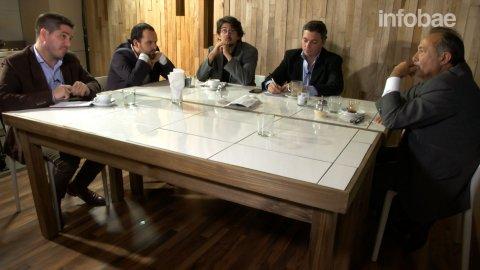 La anarquía del 2001, su defensa del default y el regreso de los argentinos a los shoppings