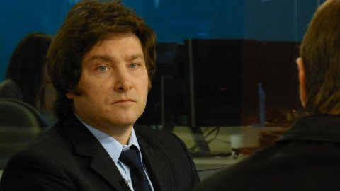 Javier Milei: El mal estriba en que el intento de control impide que obre libremente el sistema de precios,