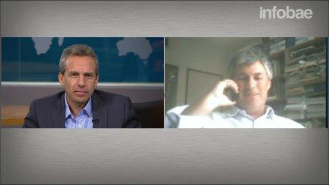 Santiago Urbiztondo en InfobaeTV:El próximo gobierno debería bajar los subsidios desde 5% del PBI a 1,5% en cuatro años