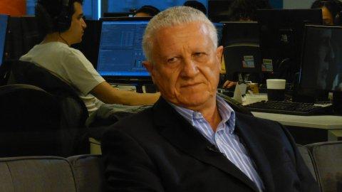 Jorge Sarghini pasó por los estudios de InfobaeTV y se inquietó por el descontrol del gasto público