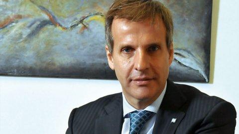 Martín Redrado en diálogo con InfobaeTV, en un aparte de la Asamblea del FMI: El Fondo siempre se equivoca, no hay que darle trascendencia