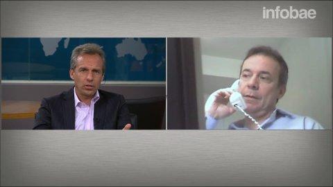 Daniel Artyana en InfobaeTV: El país necesita divisas hasta que arregle con los holdouts