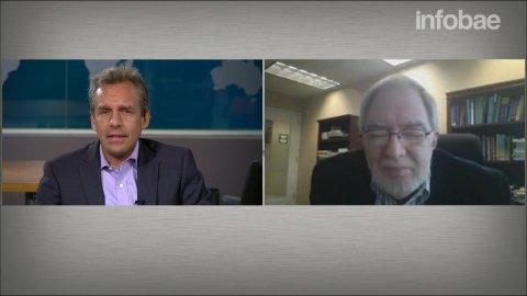 Claudio Loser en InfobaeTV: Uno de los principales desafíos del próximo Gobierno será enviar señales claras