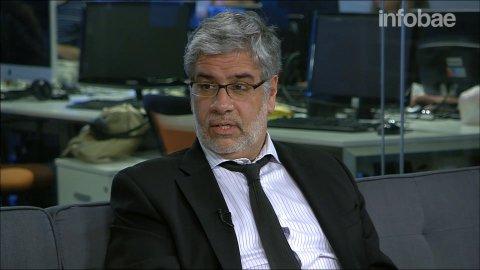 Roberto Feletti elogió en InfobaeTV el rol del presidente del Banco Central