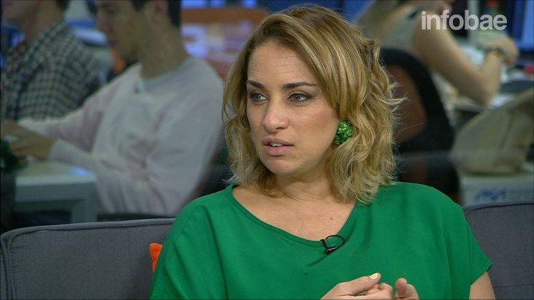 """María Julia Oliván: """"En estos 12 años a ningún argentino le fue tan bien como a la Presidente"""""""