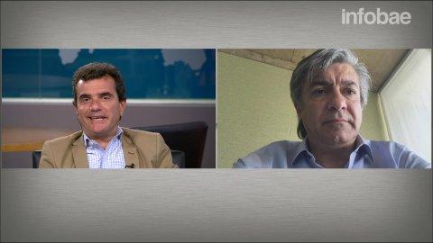 Ricardo Delgado, economista del Frente Renovador; dijo a InfobaeTV que El PBI podrá crecer entre 1 y 2% en 2016