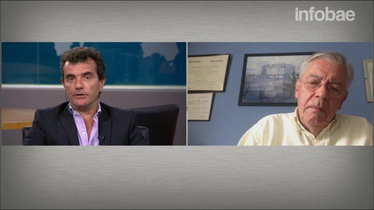 Francisco Mezzadri en InfobaeTV: Hay que salir de los precios administrados para ir a un sistema de mercado regulado y con cobtrol estatal