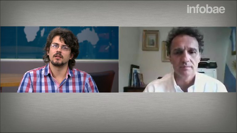 Gabriel Katopodis: Entendemos la necesidad de endeudamiento que tiene la gobernadora