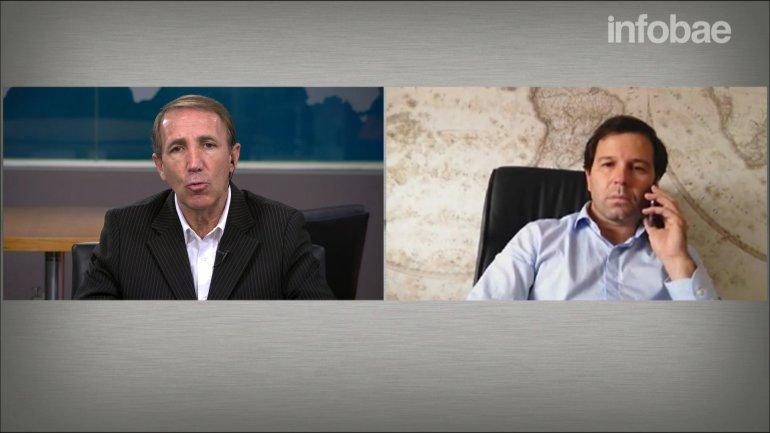 Ignacio García Hamilton recordó a InfobaeTV que el Gobierno argentino está en default técnico desde junio de 2014