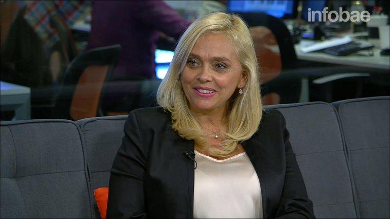 Jackie Maubré en InfobaeTV: Hay que invertir en una cartera equilibrada vinculada al dólar y a la tasa de interés
