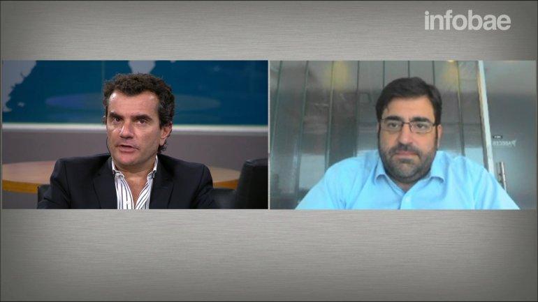 Mariano Lamothe en InfobaeTV: La Argentina tiene un paquete de iniciativas congruentes en la política económica, pero faltan explicitar los programas sectoriales